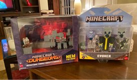 Minecraft Figures in Batavia, Illinois