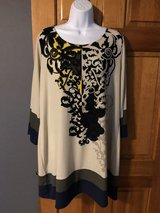 New Alfani Tunic Top - 1X - New with Tags in Batavia, Illinois