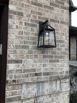 Brand new Outdoor light in Chicago, Illinois