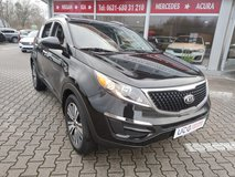 Great Value / 2016 Kia Sportage / Low miles in Ramstein, Germany
