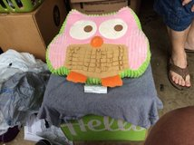 Owl Pillow in Kingwood, Texas