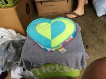 Heart Pillow in Kingwood, Texas