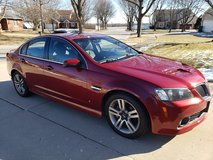 2009 Pontiac G8 in Joliet, Illinois
