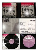 Beatles twist and shout [vinyl] record in Schaumburg, Illinois