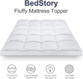 BedStory Extra Thick Mattress Topper Twin Size - New! in Chicago, Illinois