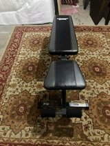 Workout Bench in Plainfield, Illinois