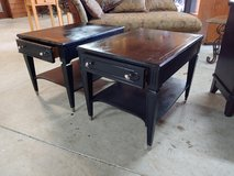 2 End Tables Mersman in Clarksville, Tennessee
