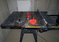 Table Saw-Sears Craftsman in Bartlett, Illinois