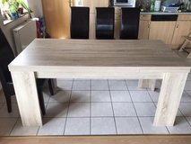 Dining Set Dining Table And 6 Chairs Dinining Room Set in Ramstein, Germany