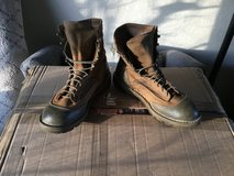 Danner boots 12W in 29 Palms, California