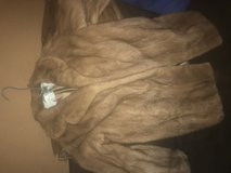 Gorgeous light brown rail fur coat in Alamogordo, New Mexico