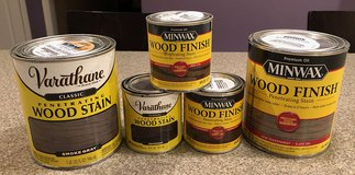 Wood Stains - FREE in Plainfield, Illinois