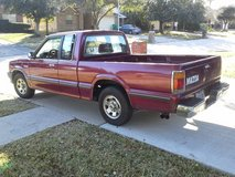 Vintage, Mighty mouse. 93 Mazda 2600i, Xcab, pickup in Spring, Texas