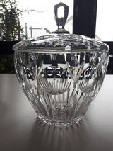 Cystal Bowl with Lid in Stuttgart, GE