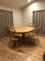 Kitchen / Dining Table in Oswego, Illinois
