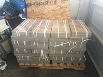 12x24 3/4 in think (128 pieces) Tiles in Fort Campbell, Kentucky