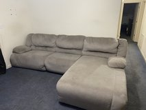 Sectional from 123 furnish in Fort Campbell, Kentucky