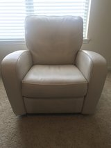 Real Leather Recliner - Excellent Condition in Kingwood, Texas