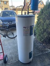 50 Gallon Electric water heater in Warner Robins, Georgia