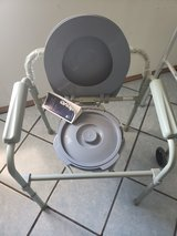 bed side toilet nwt in Alamogordo, New Mexico