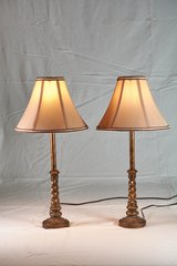 Pair of Buffet or Dresser Lamps in Plainfield, Illinois