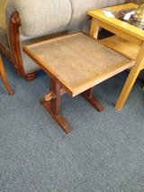 Small Square Side Table in Oswego, Illinois