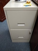 2 Drawer File Cabinet in Oswego, Illinois