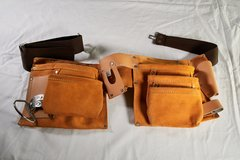 Carpenter tool belt - never used in Oswego, Illinois