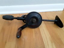 Vintage Hand Drill in Glendale Heights, Illinois