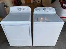 GE Dryer and Whirlpool Washer (2 yr old) in Alamogordo, New Mexico