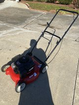 Yes It Runs Great, has not been used much, easy crank 20in Push Mower in Camp Lejeune, North Carolina