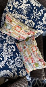 2pc accent pillows in Westmont, Illinois