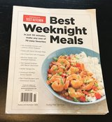 Americas Test Kitchen best weeknight meals cookbook in Lakenheath, UK