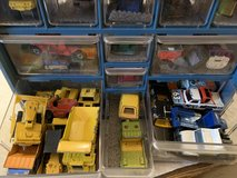 Large collection of Matchbox, Hotwheels and couple others in Fort Polk, Louisiana