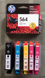 HP 564 Ink Jet Printer Cartridges in Westmont, Illinois