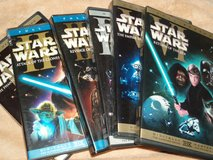 Star Wars:  Movies  Series 1-6  DVD's in Aurora, Illinois