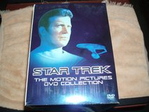 Star Trek: The Motion Pictures DVD Collection in Aurora, Illinois
