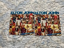 1988 Elton John records (2) in Warner Robins, Georgia