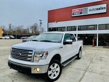 2013 FORD F-150 SUPERCREW CAB XLT 4D V8 FLEX FUEL 5.0 LITER CALL OR TEXT (760)481-9441 in Clarksville, Tennessee