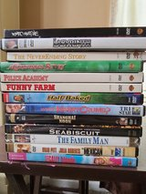 DVD Movie's in Plainfield, Illinois