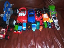 Car toy lot in Spring, Texas