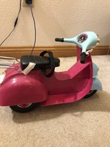 American Girl Accessories-Scooter in Brookfield, Wisconsin