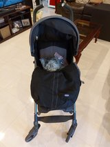 chicco stroller with accessories in Okinawa, Japan