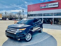 2013 FORD EXPLORER XLT SPORT UTILITY 6-CyL 3.5 LITER CALL OR TEXT (760)481-9441 in Clarksville, Tennessee
