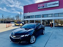 2020 CHEVROLET IMPALA LT SEDAN 6-Cyl 3.6 LITER (760)481-9441 in Clarksville, Tennessee
