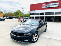2018 DODGE CHARGER SXT PLUS SEDAN 4D 6-Cyl 3.7 LITER CALL (760)481-9441 in Clarksville, Tennessee