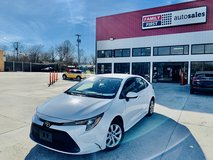 2020 TOYOTA COROLA LE 4D SEDAN 4-CyL 1.8 LITER TEXT (760)481-9441 in Clarksville, Tennessee