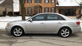2007 Hyundai Sonata SE Ltd. in Glendale Heights, Illinois