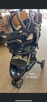 Stroller and Carrier (New) in Fort Leonard Wood, Missouri