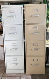Hon 4 Drawer File Cabinets in Westmont, Illinois